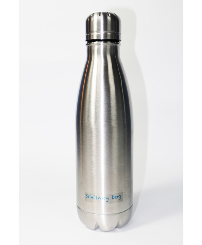 Double walled Vacuum Water Bottle - Stainless Steel